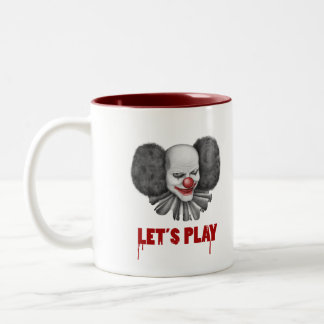 Let's Play Gift Two-Tone Coffee Mug