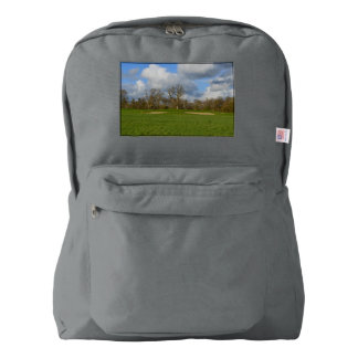 Let's Play Golf American Apparel™ Backpack