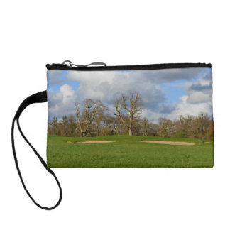 Let's Play Golf Change Purse