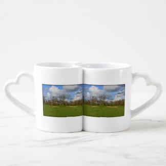 Let's Play Golf Couples Coffee Mug