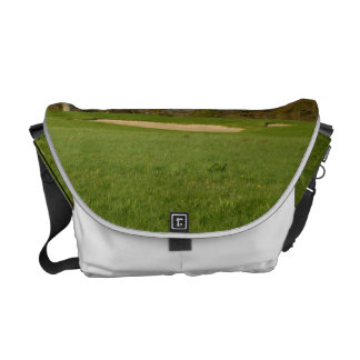 Let's Play Golf Courier Bag