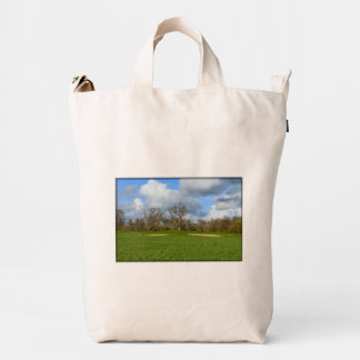 Let's Play Golf Duck Bag