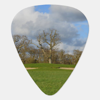Let's Play Golf Guitar Pick