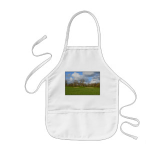 Let's Play Golf Kids' Apron