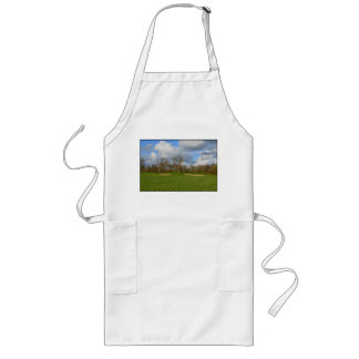 Let's Play Golf Long Apron
