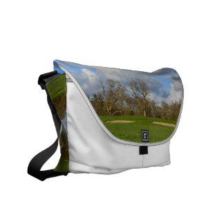 Let's Play Golf Messenger Bag