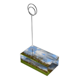 Let's Play Golf Place Card Holder