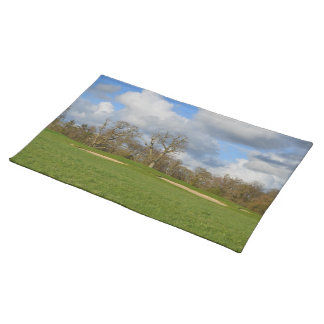 Let's Play Golf Placemat