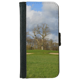 Let's Play Golf Wallet Phone Case For iPhone 6/6s