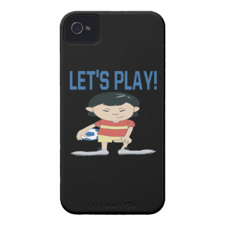 Lets Play iPhone 4 Case-Mate Cases