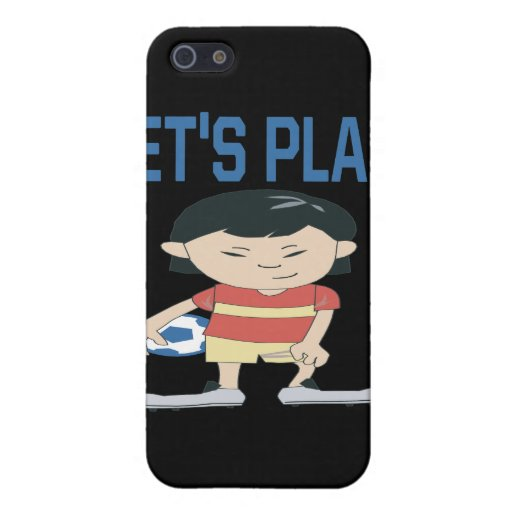 Lets Play iPhone 5 Case