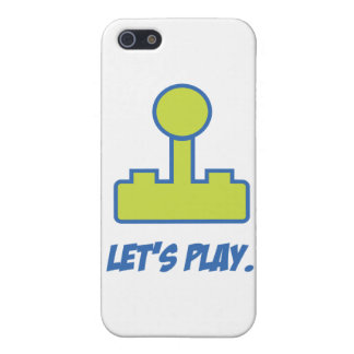 Let's Play iPhone 5 Cases