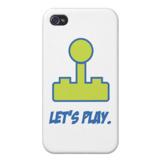 Let's Play iPhone 4/4S Case
