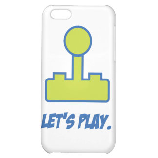 Let's Play Cover For iPhone 5C