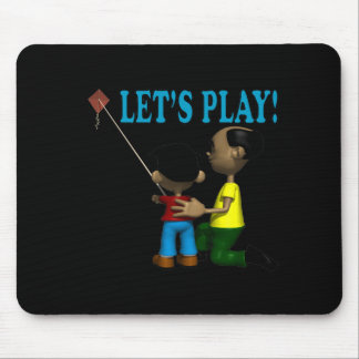Lets Play Mouse Pad