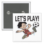 Lets Play Pin