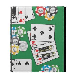 Let's Play Poker! ipad cover iPad Folio Case