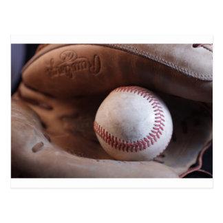 "'Let's play  some baseball""! Postcard"