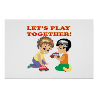 Lets Play Together 2 Posters
