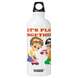 Lets Play Together 2 SIGG Traveler 0.6L Water Bottle