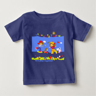 Let's play together-Apparel Baby T-Shirt