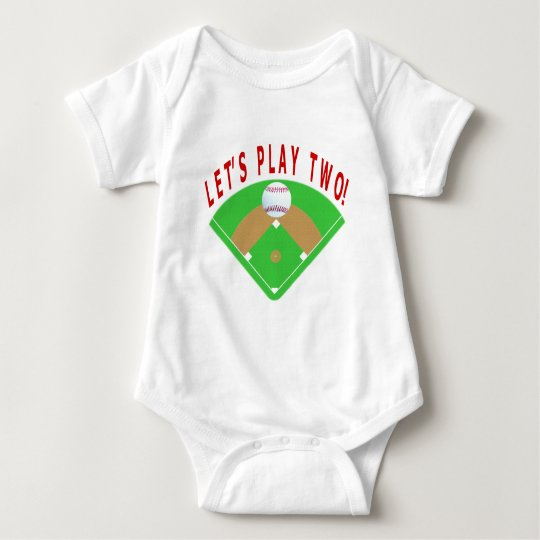 Let's Play Two Baseball T-Shirts & Gifts