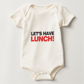 Let's property lunch! baby creeper