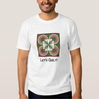 Let's Quilt! T-Shirt
