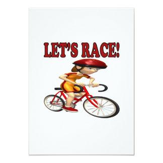 Lets Race 3 Card