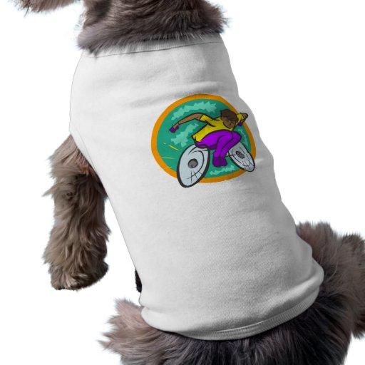 Lets Race Pet Shirt