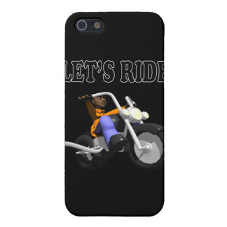 Lets Ride 3 iPhone 5/5S Cover