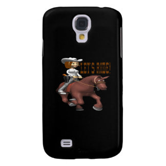 Lets Ride 3 Samsung Galaxy S4 Cover