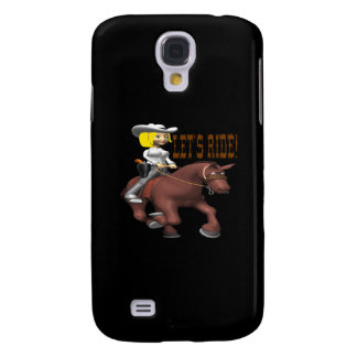 Lets Ride 5 Galaxy S4 Cover