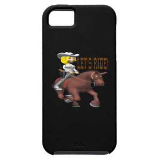 Lets Ride 5 iPhone 5 Covers