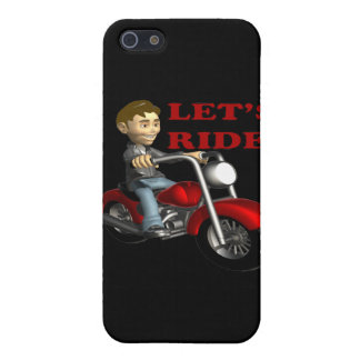 Lets Ride 6 Case For iPhone 5/5S