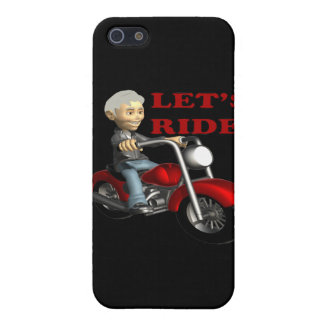 Lets Ride 8 iPhone 5/5S Covers