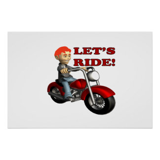 Lets Ride 9 Poster