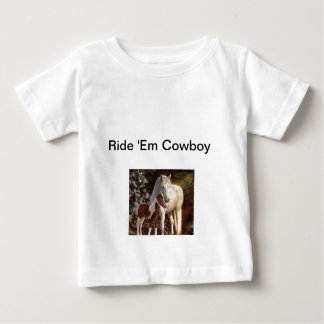 Let's Ride!! Baby T-Shirt