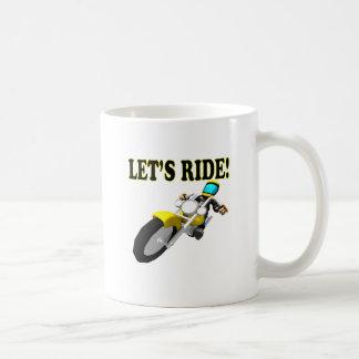 Lets Ride Coffee Mug