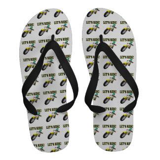 Lets Ride Sandals