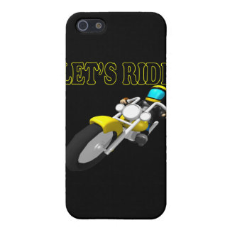 Lets Ride iPhone 5 Case