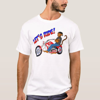 Let's Ride! T-Shirt