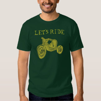 LET'S RIDE TEES