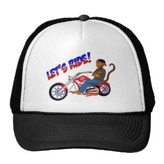 Let's Ride! Trucker Hat