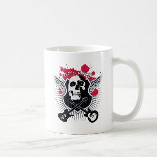 Let's rock! coffee mug