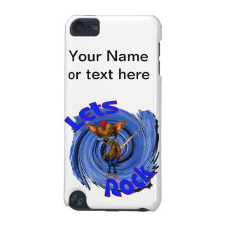 Lets Rock Dog iPod Touch 5G Case
