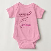 Let's Rock In Pinks Infant T-shirt