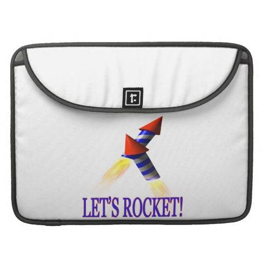 Lets Rocket Sleeves For MacBook Pro