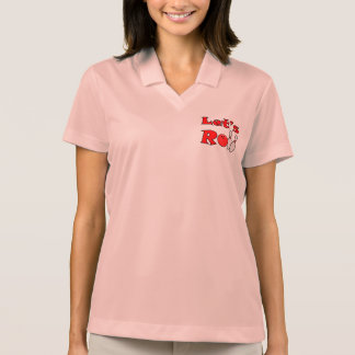 Lets Roll - Bowling Shirts for Women