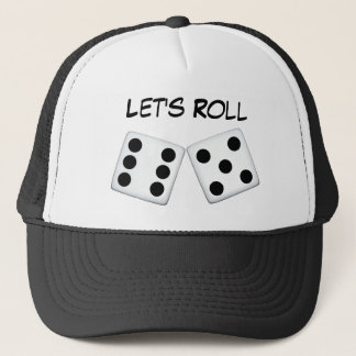 Let's Roll Dice Hat